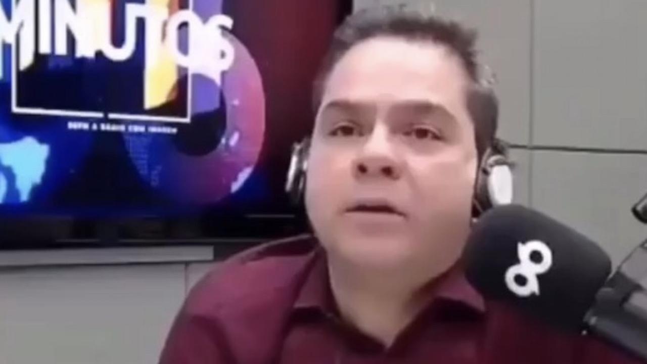 Locutor brasileño dice que Greta Thunberg necesita sexo