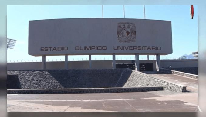 La Unam paga millones a Pumas por uso del estadio