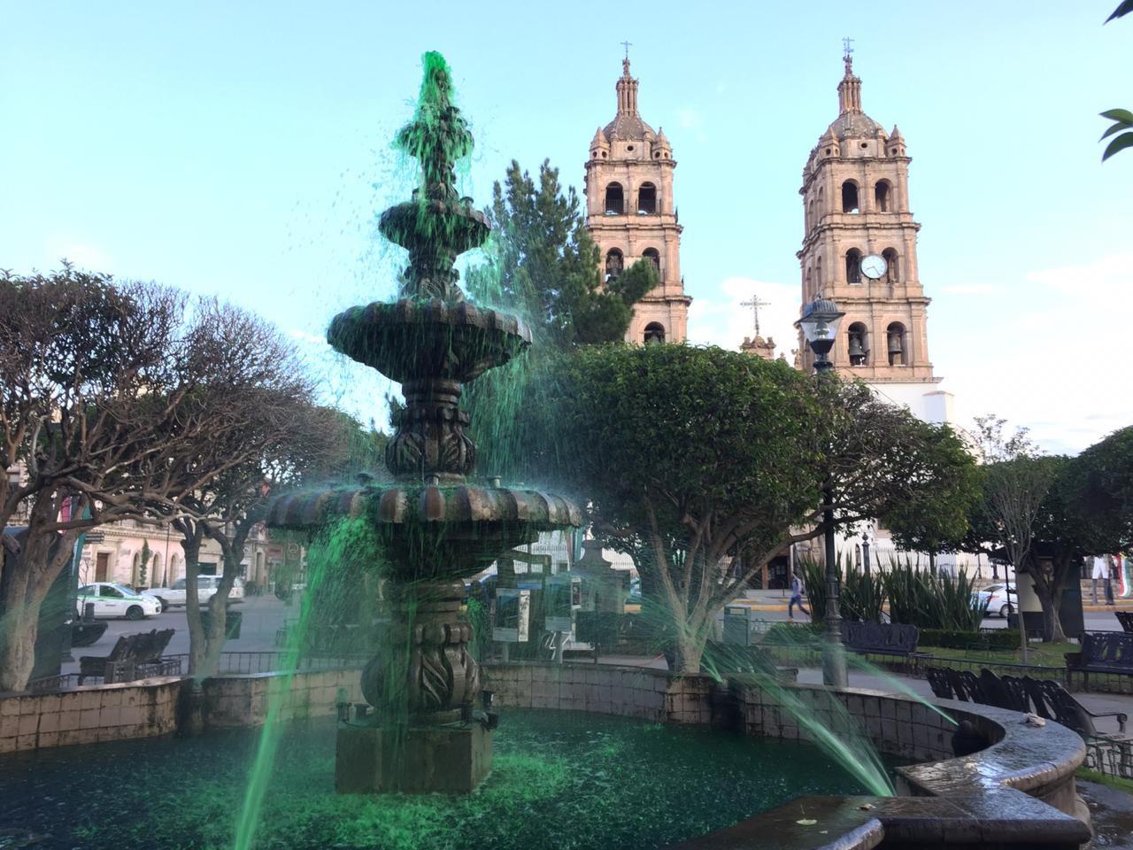 Durango se pinta de verde para exigir aborto legal