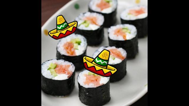Platillos internacionales con toques mexicanos y chile
