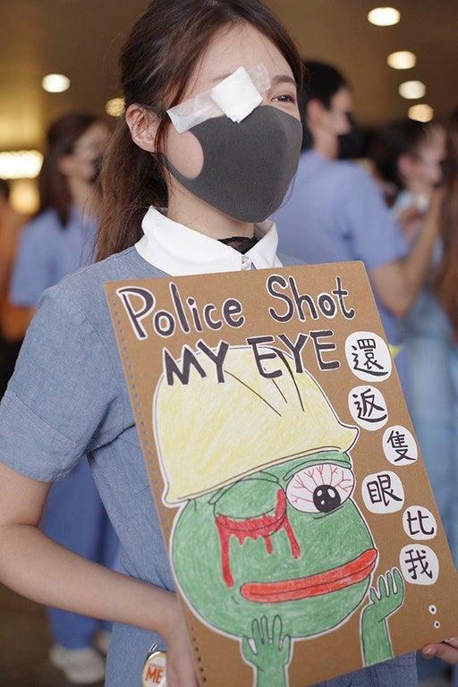 Pepe The Frog el meme que salvó Hong Kong