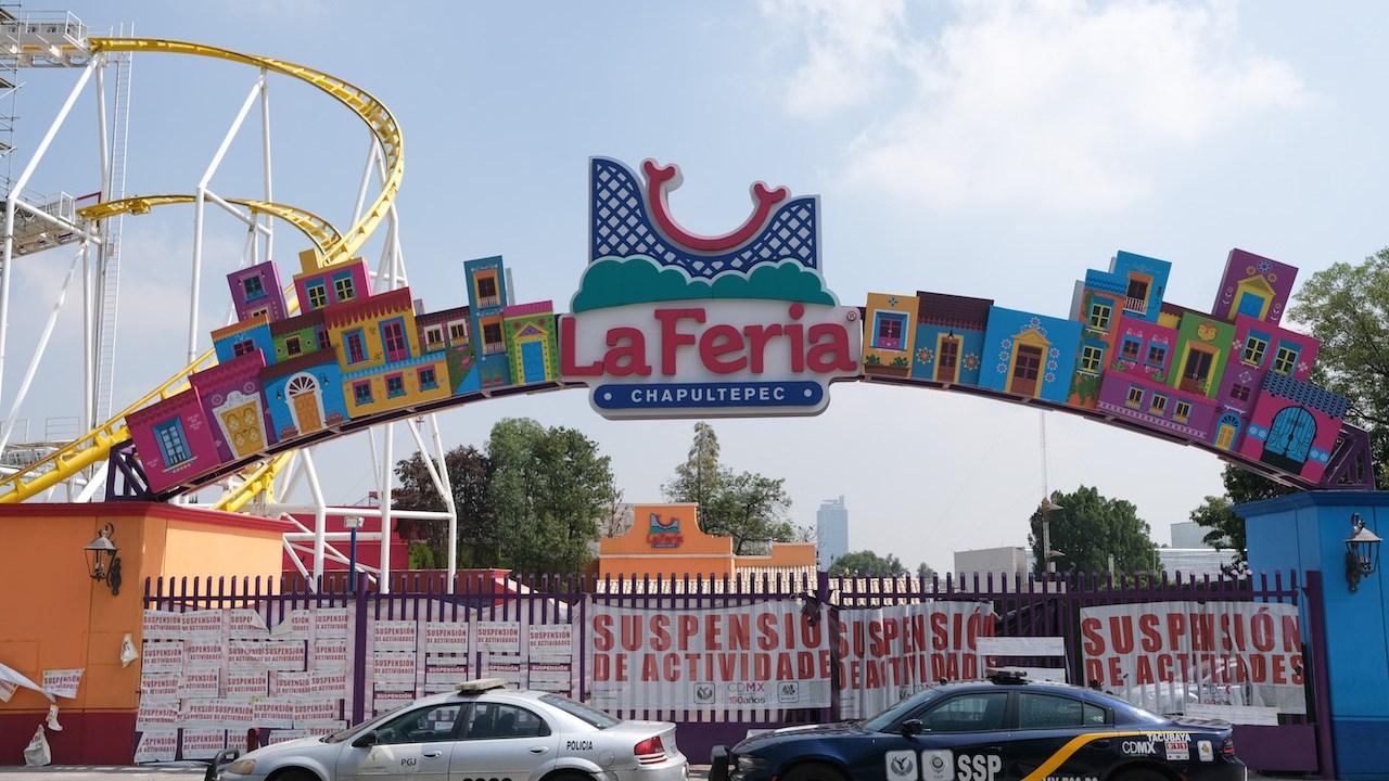 ¿Qué pasará con la licitación de la Feria de Chapultepec?