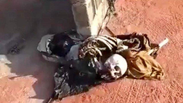 Encuentran restos óseos en azotea de Fiscalía de Oax, video