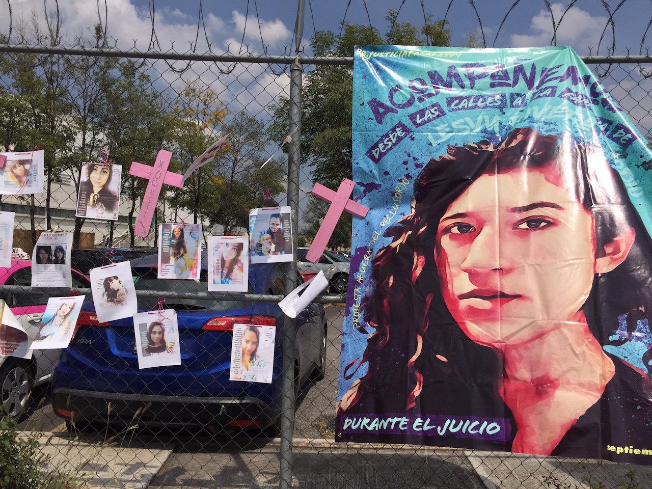 Juez declara culpable a novio de Lesvy Berlín Rivera Osorio
