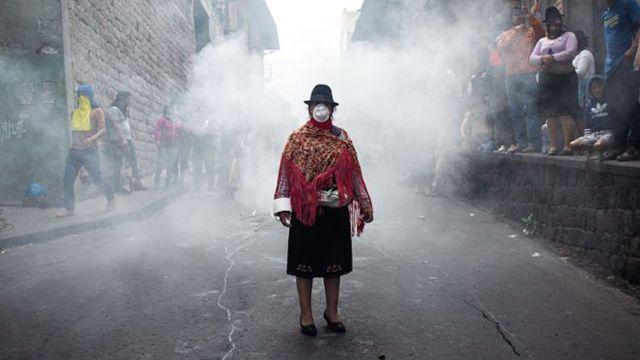 Ecuador y líderes indígenas llegan a un acuerdo