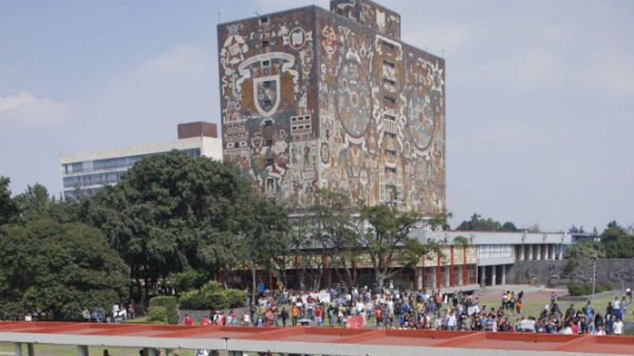 Ellos son los candidatos por la rectoría de la UNAM