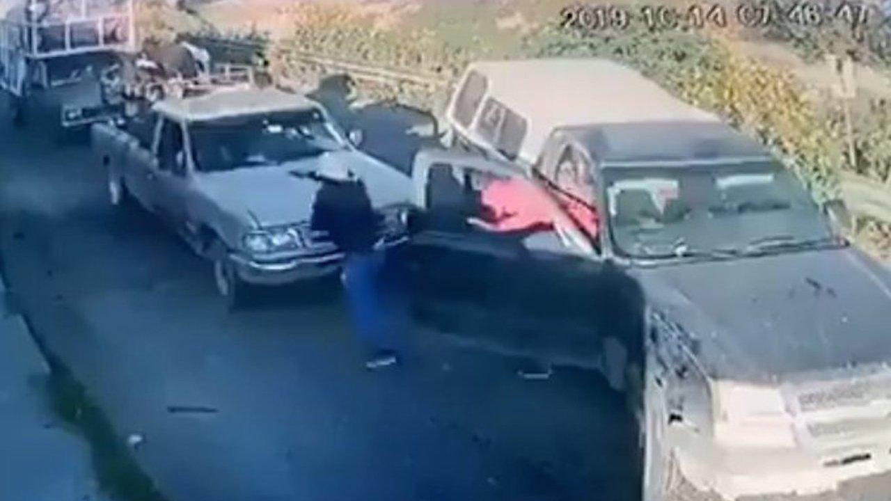 Ocho personas fueron levantadas en Tecamachalco (video)