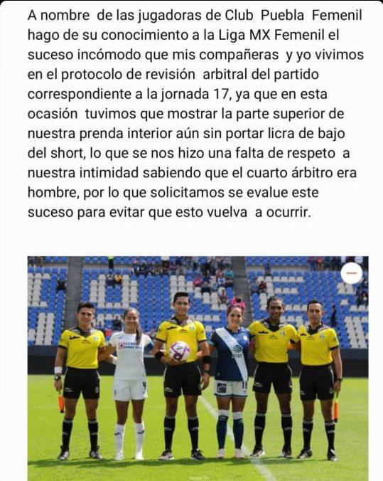 27/10/19 acoso-fútbol-femenil-puebla/ declaración