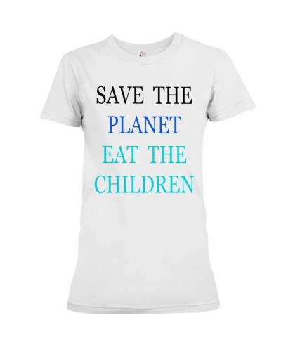¿De verdad proponen comer bebés para evitar cambio climático?