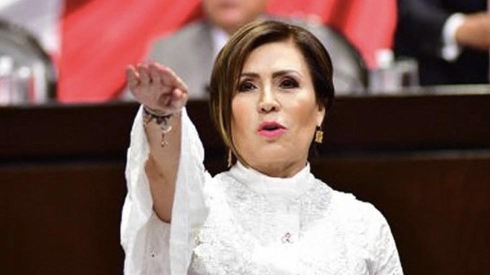 Juez definirá si Rosario Robles pasará proceso en libertad