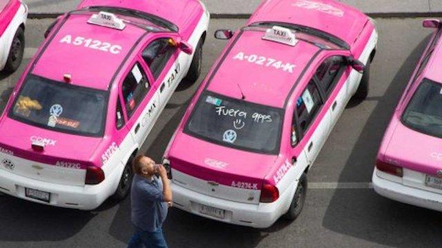 Se anuncia otro paro de taxistas el proximo lunes