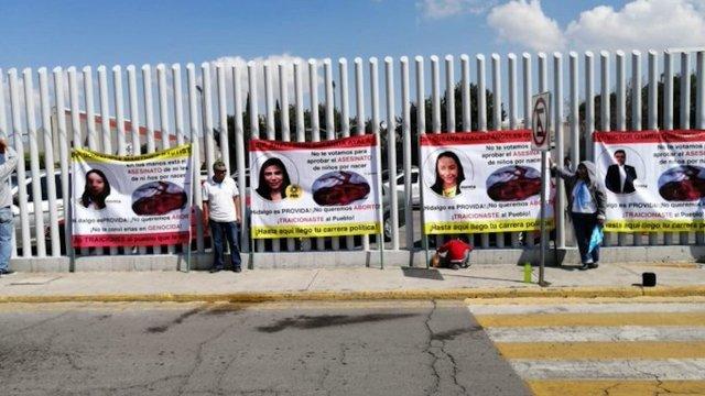 Sacerdote llama asesinos a diputados que promueven el aborto legal