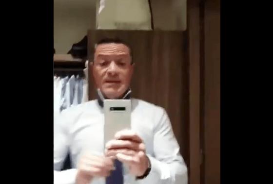 Francisco Zea informa masacre de familia LeBarón bailando