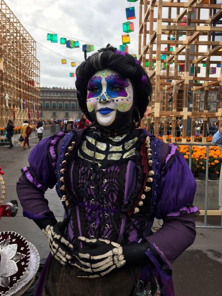 Desfile, Día De Muertos, 2019, Fotos