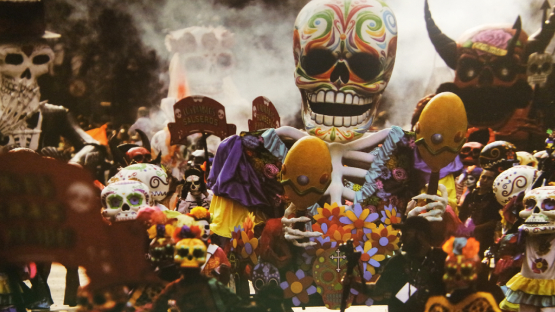 02/11/19, Día de Muertos, Mega Desfile, 2019, Transmisión