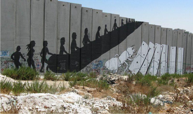 11/8/17 muro-berlín-fronteras-mundo/ gaza