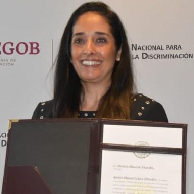 21/11/19, Mónica Macisse, CONAPRED, Nueva, Titular