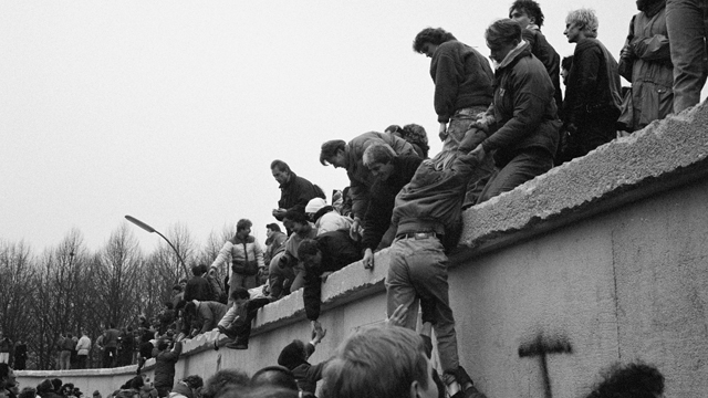 09/11/19, Muro Berlín, 30 Años, Caída, Causas