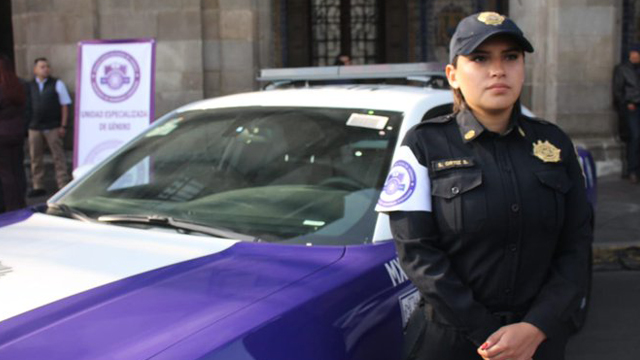 Patrullas, Moradas, Unidad De Género, CDMX