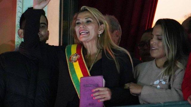 """Presidenta electa de Bolivia: """"me dan pena los mexicanos"""" supuestamente por rencillas polìticas"""