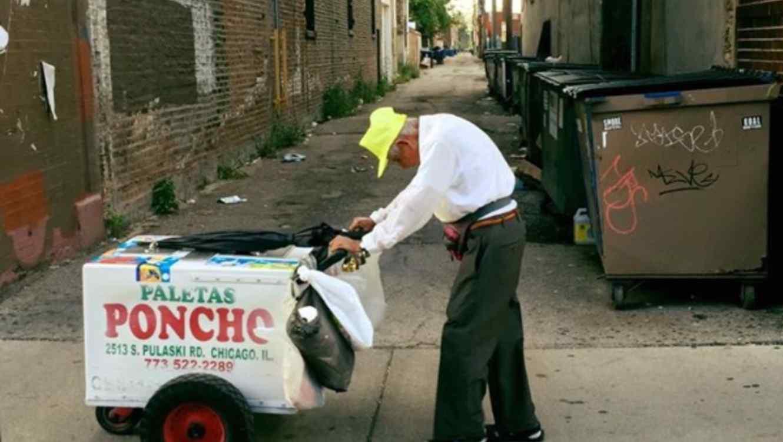 Muere el abuelo que vendía paletas en Chicago