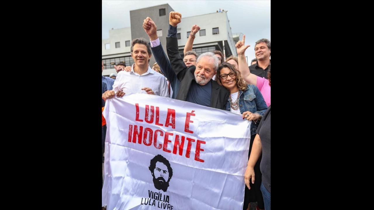 8/11/19 lula-brasil-liberado-cárcel/ lula libre