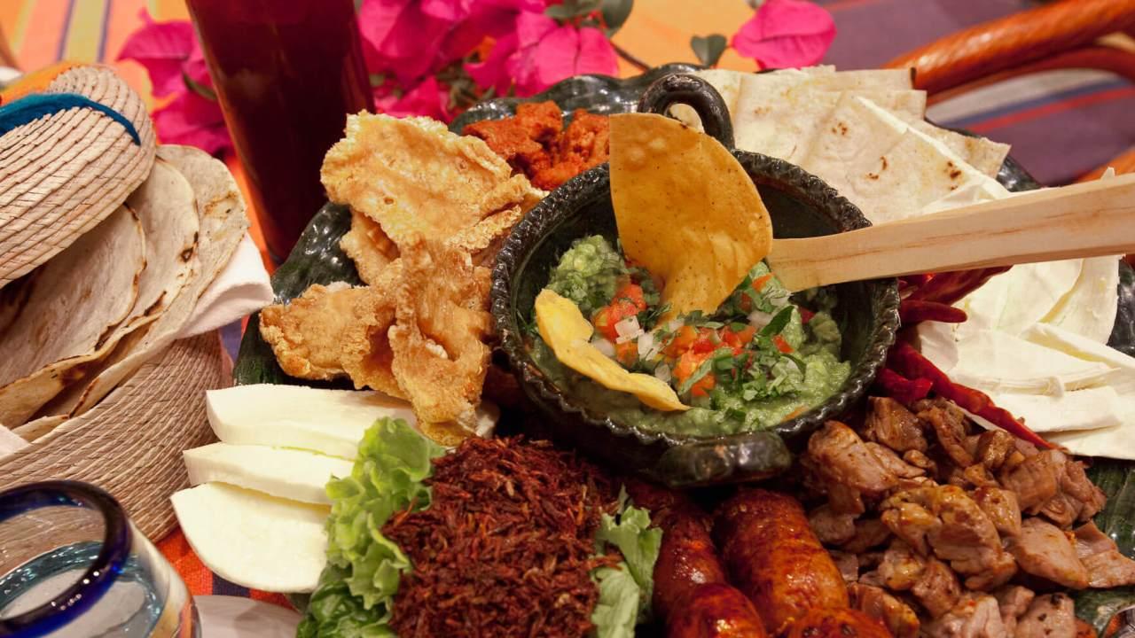 Oaxaca, Destino, Gourmet, México