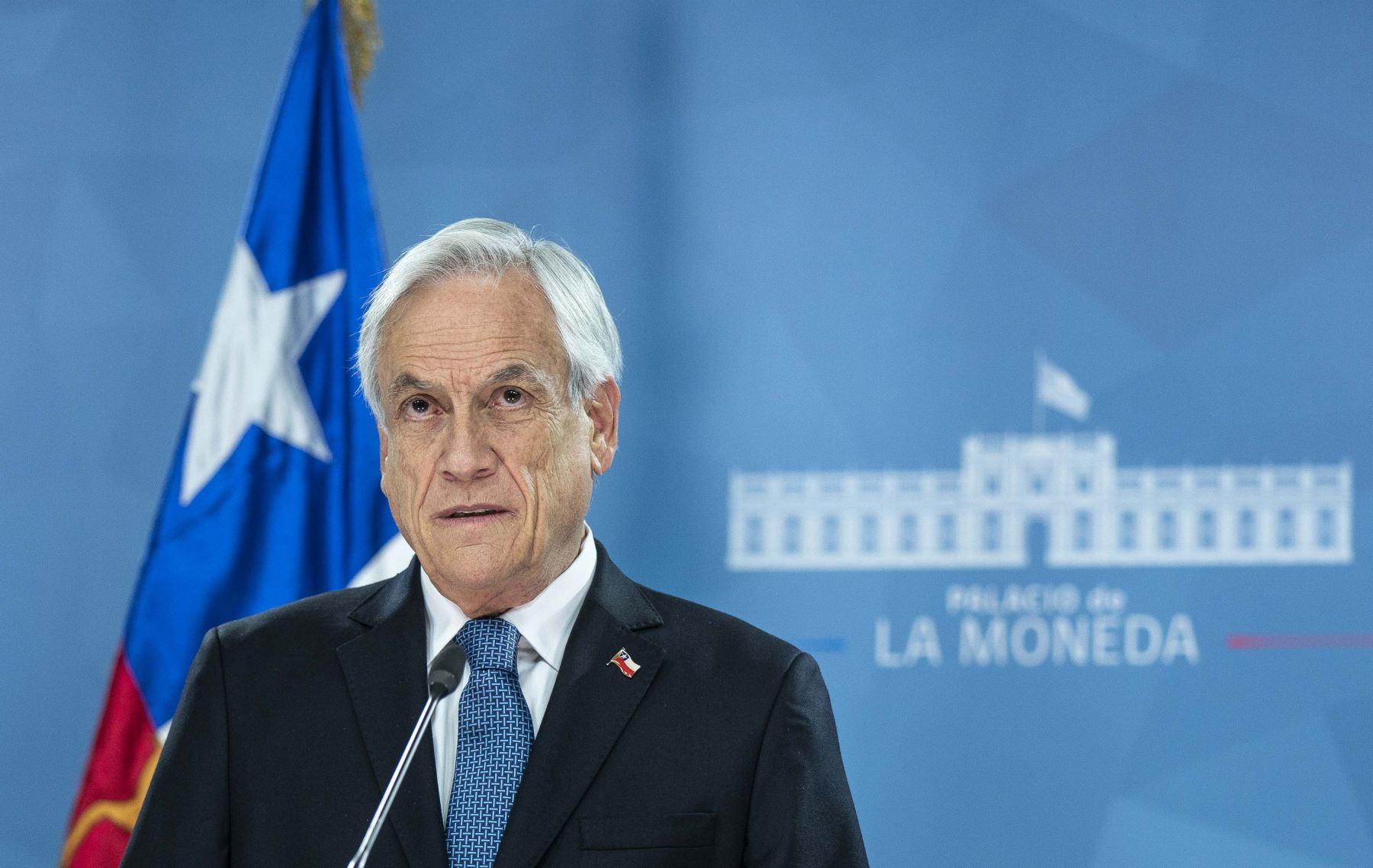 Piñera: hubo exceso de fuerza durante protestas en Chile