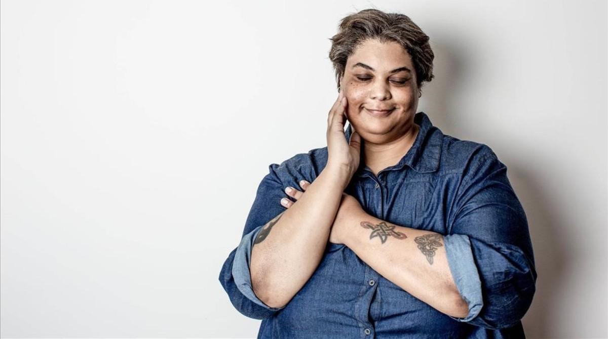 Roxane Gay, una feminista destacada de la década.