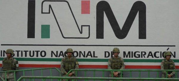 INM desarticuló una banda de traficantes de personas