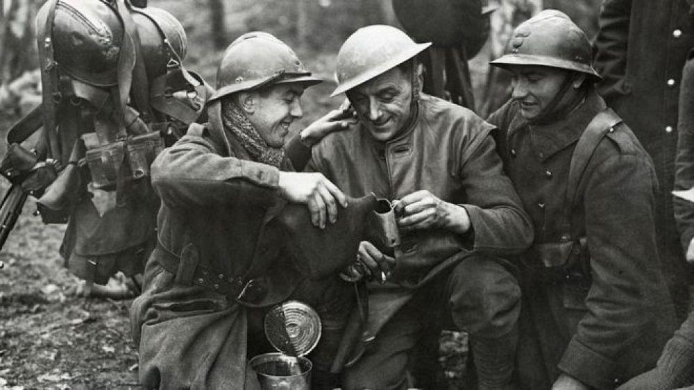 La Historia De Las Drogas En La Guerra