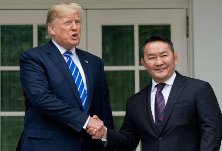 Donald Trump Jr Cazo Una Oveja En Peligro De Extincion