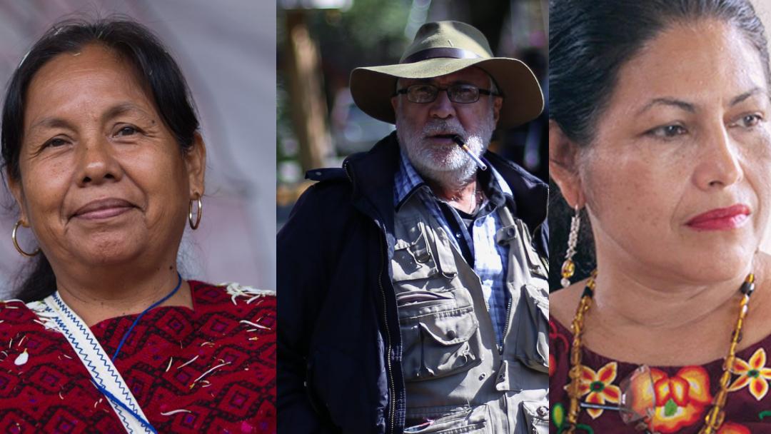 Activistas Lideres Mexico Decada