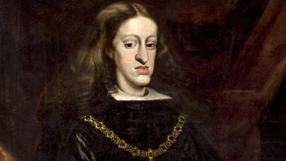 Carlos II un ejemplo del prognatismo por incesto
