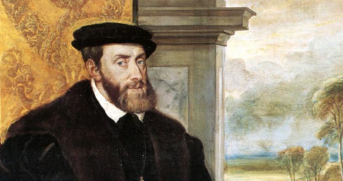 Carlos V un ejemplo del prognatismo por incesto