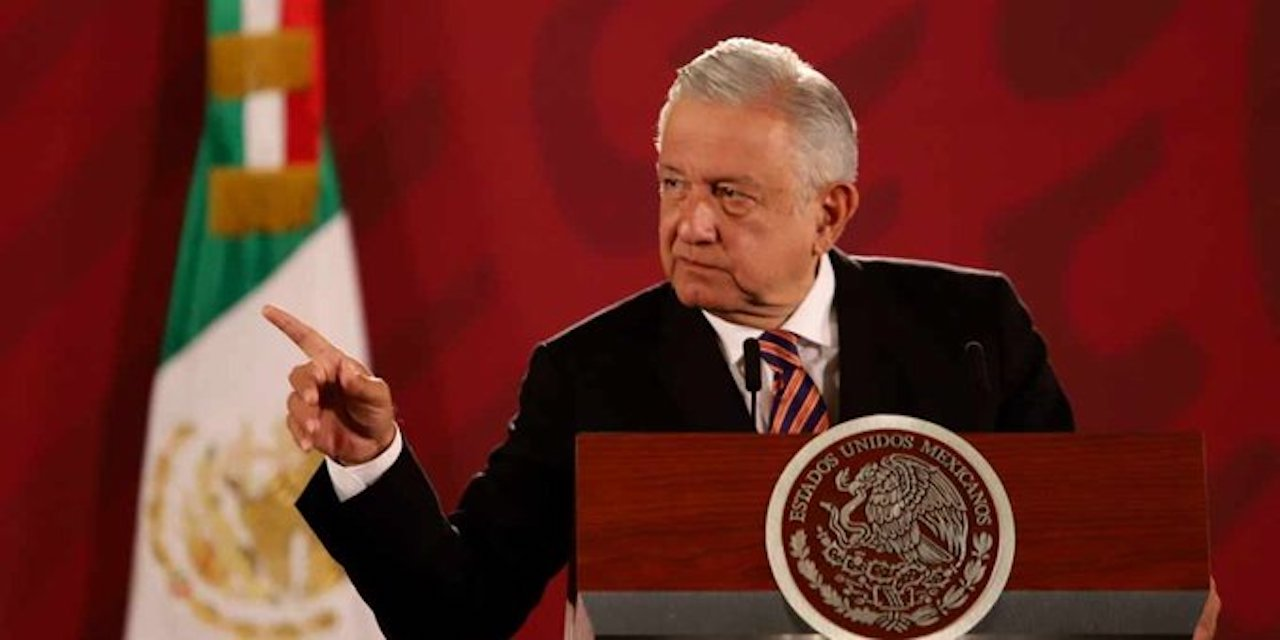 Amlo quien se ha pronunciado contra la corrupcion en México
