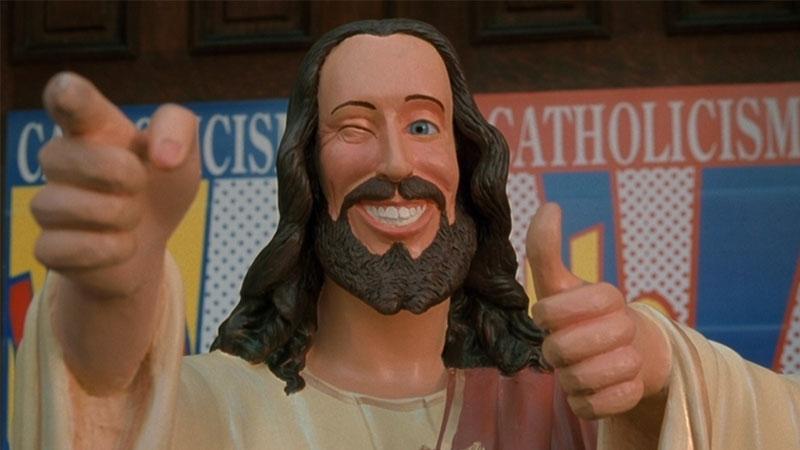 Dogma Buddy Christ