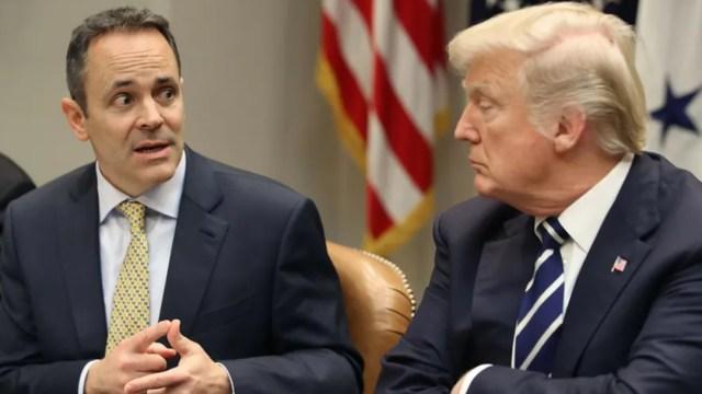 Ex gobernador de Kentucky perdono a pederasta