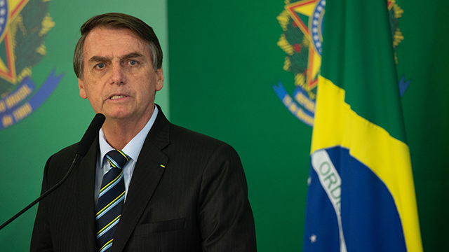 Jair Bolsonaro Fudamentalismo Bibia Bala Buey