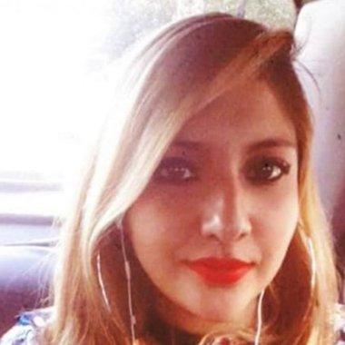 Laura Karen una mujer que desparecio después de tomar un taxi en metro general anaya