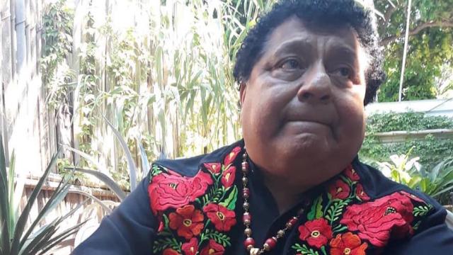 Oscar Cazorla Activista Lider Mexico Decada
