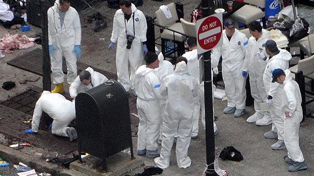 Tragedia Atentado Maraton Boston