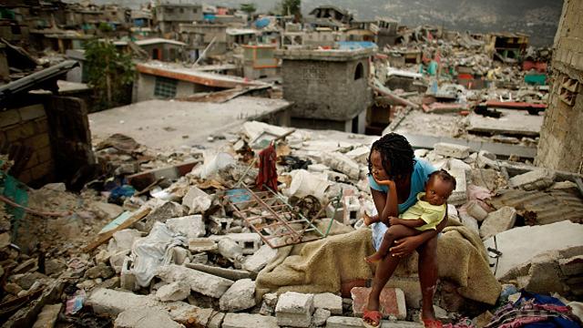 Tragedia Terremoto Haití