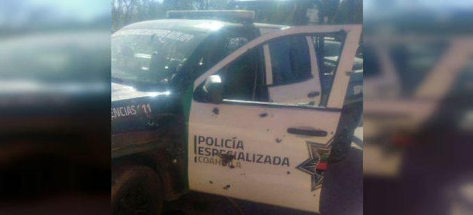Palacio municipial baleado en Villa Union Coahuila hubo un enfrentamiento en el que murieron 22 personas