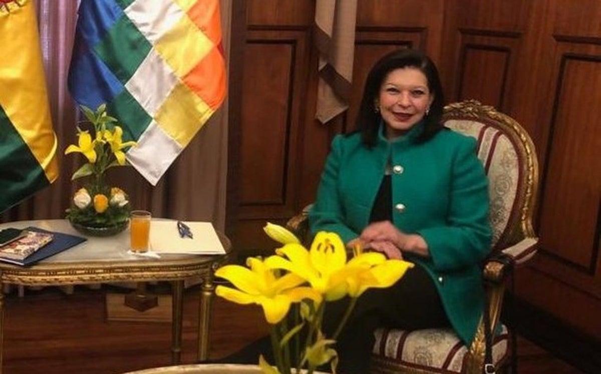 Embajadora mexicana deja Bolivia tras ser declarada 'persona no grata'.