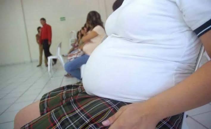 Embarazo adolescente en México se triplica en los últimos 12 años.