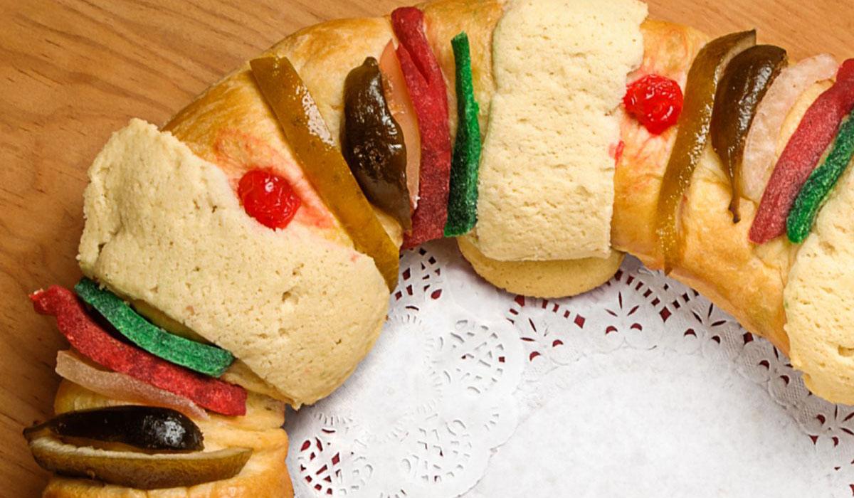 Venta De Rosca De Reyes Hechas Por Reclusos En CDMX