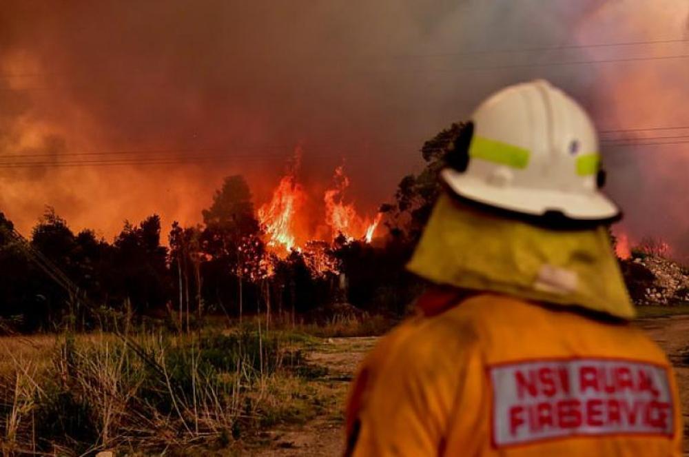 Arrestan a 24 Personas Involucradas En Incendios Forestales En Australia