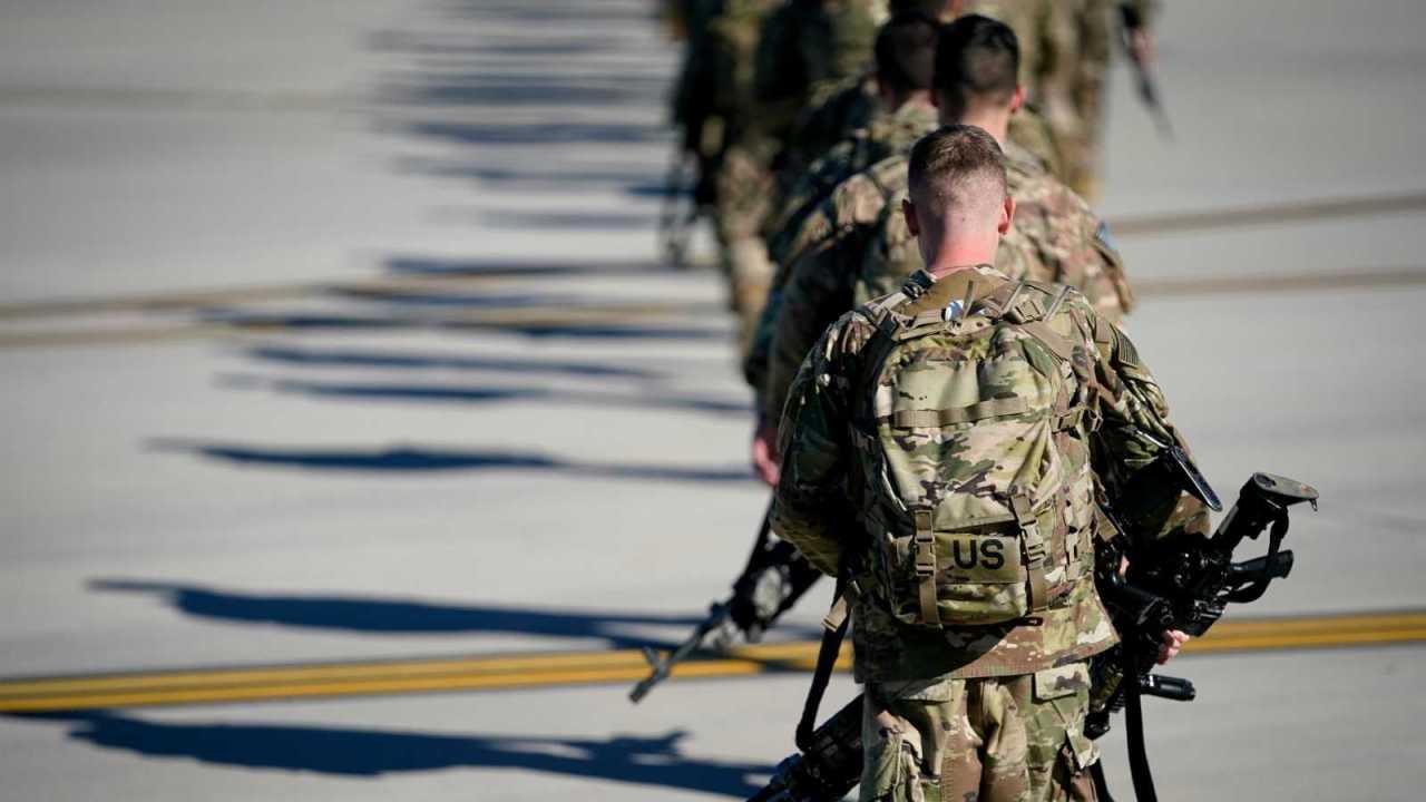 Irak Exige a Estados Unidos Retirar Tropas De Su Territorio