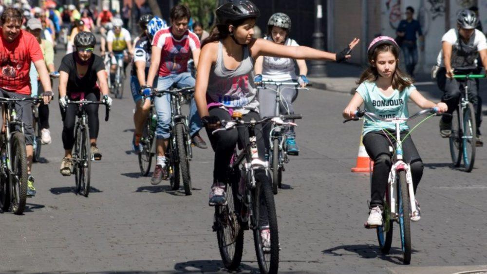 Ampliarán Zonas Para Peatones y Ciclistas En El Zócalo De La CDMX